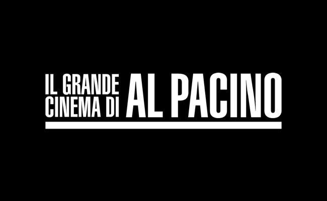 """""""IL GRANDE CINEMA DI AL PACINO"""" per Gazzetta Dello Sport RCS"""
